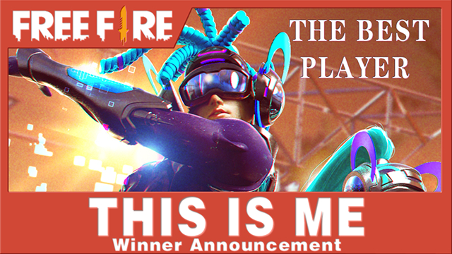 Free Fire This is Me Event Winner AnnouncementFree Fire This