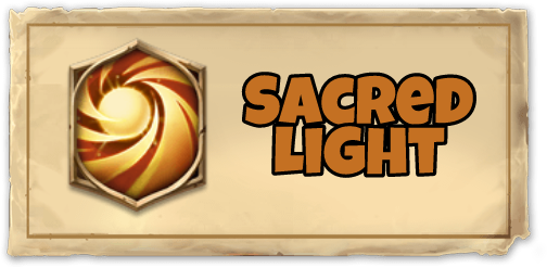 Castle Clash: Sacred Light and Unholy Pact