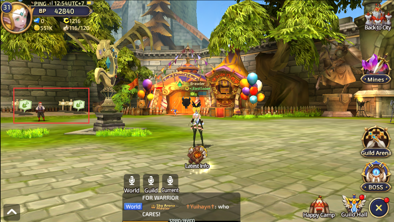 Dragon Nest M How To Farm The Plant On Dragon Nest Mobile